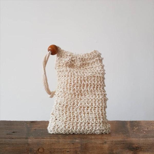 Sisal Soap Bag