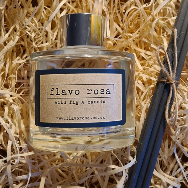 Wild Fig & Cassis Reed Diffuser